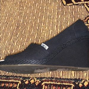 Toms Shoes - Toms Wedges 7 1/2
